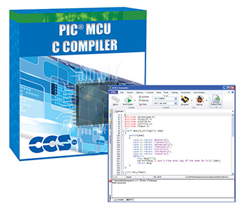 C Workshop Compiler for PIC<sup>®</sup> MCUs