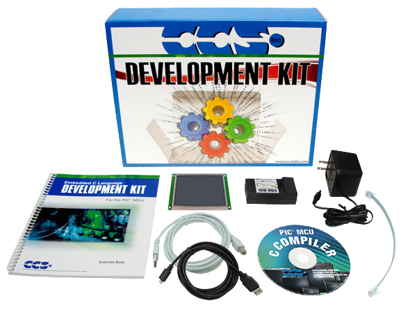 CCS, Inc  - Touch Display 4 3 Development Kit