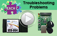 Troubleshooting Problems with the E3mini Development Board